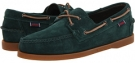 Dark Green Sebago Docksides for Men (Size 7.5)