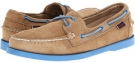 Milkshake Suede Sebago Docksides for Men (Size 7)