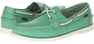 Kelly Green Sebago Docksides for Men (Size 7)