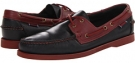 Black/Merlot Sebago Spinnaker for Men (Size 8.5)