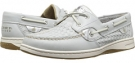 Grey Woven Sperry Top-Sider Bluefish 2-Eye for Women (Size 9.5)