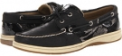 Black/Camo Suede Sperry Top-Sider Bluefish 2-Eye for Women (Size 5.5)