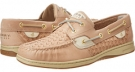 Linen Woven Sperry Top-Sider Bluefish 2-Eye for Women (Size 5.5)