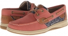 Washed Red/Whale Sperry Top-Sider Bluefish 2-Eye for Women (Size 8.5)
