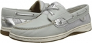 Grey Leather/Open Mesh Sperry Top-Sider Bluefish 2-Eye for Women (Size 5.5)