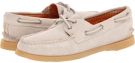 A/O 2 Eye (Ivory Suede Women's 5