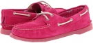 A/O 2 Eye (Fuchsia Suede Women's 5.5