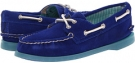A/O 2 Eye (Cobalt Suede Women's 5