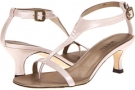 Nude Soffio Patent Vaneli Marlina for Women (Size 4.5)