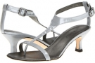 Light Grey Soffio Patent Vaneli Marlina for Women (Size 4.5)
