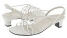 White Pearl David Tate Yknot for Women (Size 5)