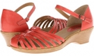Red Tangerine M-Vege Softspots Tatianna for Women (Size 7)
