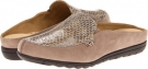 Taupe Nubuck/Taupe Print Vaneli Amynta for Women (Size 4.5)