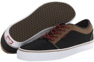 (Leather Vans Chukka Low for Men (Size 8.5)