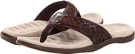 Sperry Top-Sider Largo Thong Woven Thong Size 7
