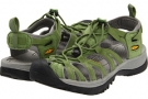 Jade Green/Neutral Gray Keen Whisper for Women (Size 5.5)