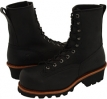 Chippewa 8 Composition Toe Lace to Toe Logger Size 6