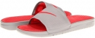 Sport Grey/University Red Nike Benassi Solarsoft Slide for Men (Size 8)