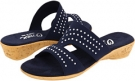 Navy Elastic Onex Delilah for Women (Size 6)