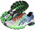 Lime/Royal/Lightning ASICS GEL-Kinsei 4 for Men (Size 11)