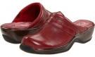 Dark Red SoftWalk Abby for Women (Size 12)