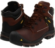 Dark Brown Keen Utility Portland PR 6 for Men (Size 10)