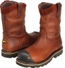Dark Brown Keen Utility Dallas Wellington Soft Toe for Men (Size 8)