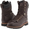 Dark Brown Irish Setter Black Bear 804 for Men (Size 10)