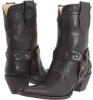 Fashion Ankle Harness Boot Women's 5.5