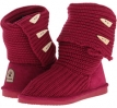 Pom Berry Bearpaw Knit Tall for Women (Size 11)