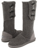 Gray Bearpaw Knit Tall for Women (Size 11)