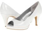 White Patent Bandolino Mylah 5 for Women (Size 5)
