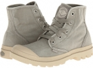 Concrete/Putty Palladium Pampa Hi for Women (Size 7)