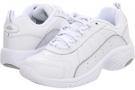 White/Light Grey Leather Easy Spirit Punter for Women (Size 12)