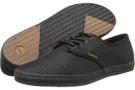 Black/Gold Emerica The Wino for Men (Size 7)