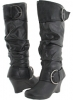 Rachel-U Wedge Boot Women's 7