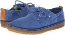 Blue Washed Canvas Timberland Earthkeepers Hookset Oxford for Men (Size 11.5)