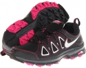 Black/Fireberry/Anthracite/Metallic Silver Nike Air Alvord 10 for Women (Size 5.5)