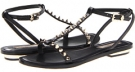 Black Karung BCBGMAXAZRIA Amare for Women (Size 9)