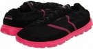 Black/Hot Pink SKECHERS Performance GOWalk - Nice for Women (Size 7.5)