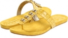 Yellow Bandolino Shake That for Women (Size 5.5)