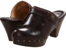 Audra Button Heel Women's 5.5