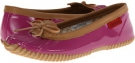 Fuchsia Chooka Solid Duck Skimmer for Women (Size 7)