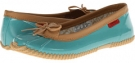 Bright Turquoise Chooka Solid Duck Skimmer for Women (Size 7)