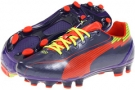 Astral Aura/Orange.Com/Prism Violet PUMA evoSPEED 4 FG Wn's for Women (Size 7)