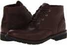 Dark Brown Distressed Timberland Earthkeepers City Premium Chukka for Men (Size 15)