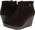 Chocolate Bearpaw Astoria for Women (Size 10)