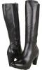 Black Nativo Leather Blondo Louna for Women (Size 5.5)