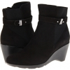 Black Causal Suede Blondo Liberata for Women (Size 5.5)