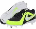 Black/White/Neon Yellow Nike Unify Strike Metal for Women (Size 5.5)